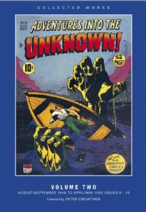 ACG Collected Works - Adventures Into The Unknown (Vol 2)